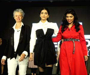 Sonam Kapoor launches Karl Lagerfeld's Cover Story capsule collection