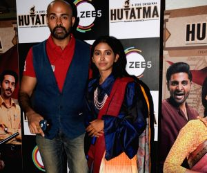 "Web series ""Hutatma"" screening"