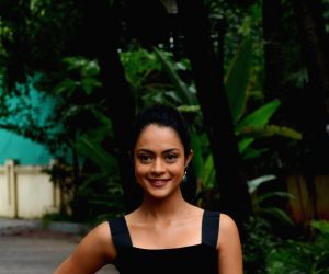 Anya Singh during a programme