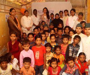 Ashima Sharma visits Vishal Bharat Sansthan