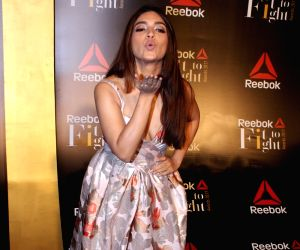 Richa, Bhumi, Vaani and others at Reebok's Fit To Fight awards ceremony