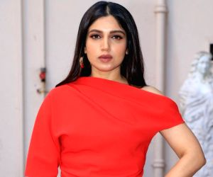 Bhumi Pednekar in and as 'Durgavati', announced by Akshay Kumar