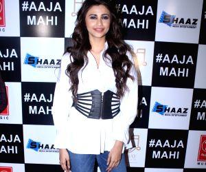 "Song launch  ""Aaja Mahi"" - Daisy Shah"
