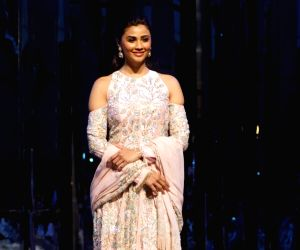 Celebs walk the ramp at Manish Malhotra's haute couture show