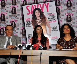 Daisy Shah unveils Society magazine May 2016 issue