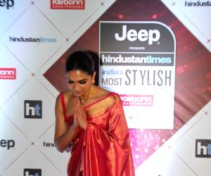 "HT India's Most Stylish Awards"" - Deepika Padukone"