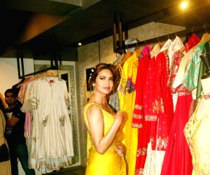 Launch of Neha Gupta's collection Ghazal - Esha Gupta