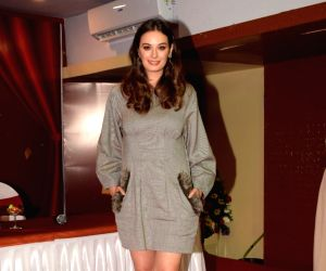 Evelyn Sharma during a programme