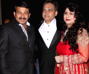 Marriage anniversary party of Deepak and Prince Tyagi