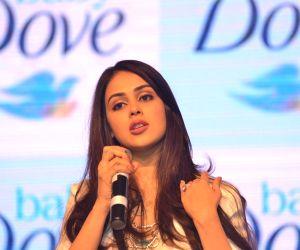 Product launch - Genelia Deshmukh, Tara Sharma