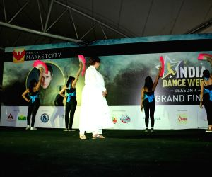 Inauguration of India's first Dance Week Season 4