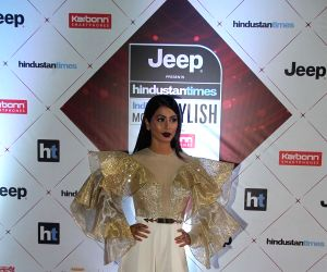 "HT India's Most Stylish Awards"" - Hina Khan"