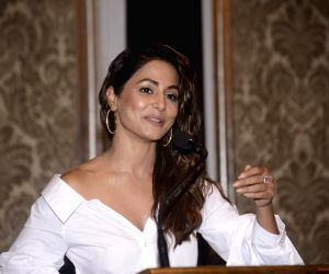 Hina Khan is overjoyed as she shares her Rookie Chef moment with fans