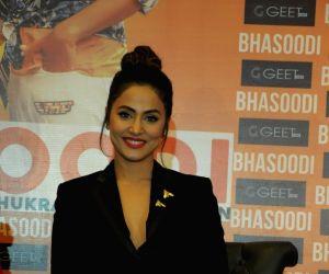 Actress Hina Khan accused of fraud; she denies