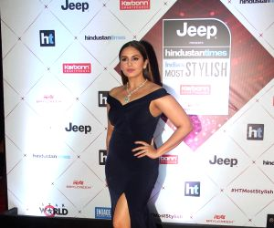"HT India's Most Stylish Awards"" - Huma Qureshi"