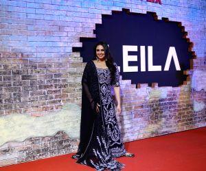"Actress Huma Qureshi at the screening of her Netflix show ""Leila"", in Mumbai on June 7, 2019."