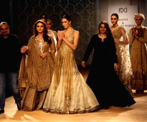 India Couture Week 2014 - Rimple and Harpreet Narula