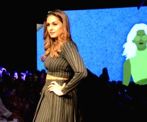 Lakme Fashion Week Summer/Resort 2018 - Huma Qureshi