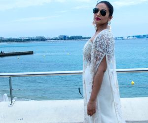 71st Cannes Film Festival - Huma Qureshi