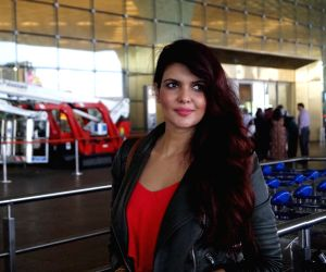 Ihana Dhillon spotted at airport