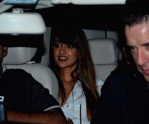 Ileana D'Cruz, boyfriend seen in Bandra
