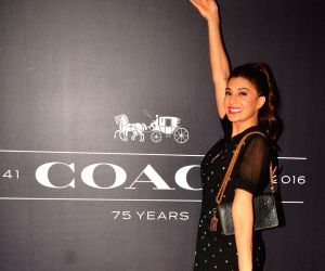 COACH celebrates the launch of its first store in India