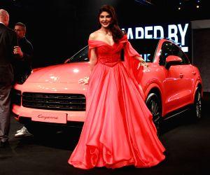 Porsche's Cayenne Coupe launch - Jacqueline Fernandez