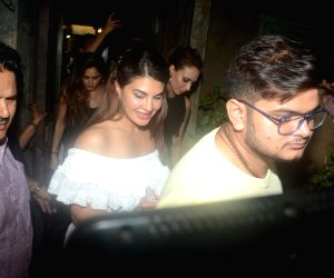 Jacqueline Fernandez launch her new restaurant