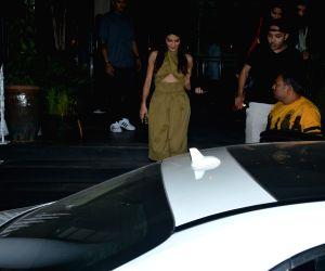 Jacqueline Fernandez seen at Soho House in Juhu