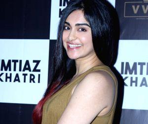 Imtiaz Khatri's birthday bash - Jahnavi Kapoor