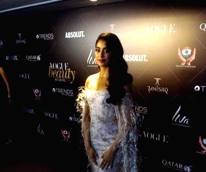 "Red carpet of ""Vogue Beauty Awards"" - Janhvi Kapoor"
