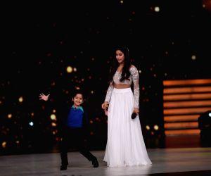 "Dance Deewane"" show - Janhvi Kapoor"