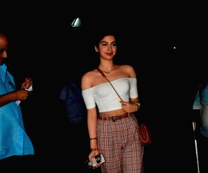 "Special screening of film ""Dhadak"