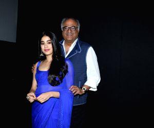 Janhvi Kapoor honoured by Norwegian Consulate