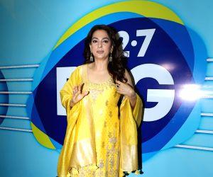 Juhi Chawla launches #igifteyesight campaign at Big FM