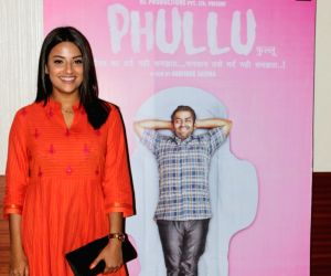 Trailer launch of film Phullu