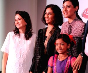 Kajol launches film Future Child for NGO Help a Child Reach 5