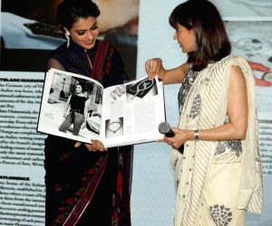 "Launch of ""The Iconic Book'' organized by Harper's Bazaar"