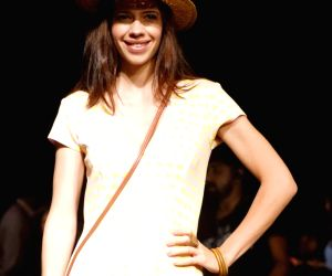 Lakme Fashion Week Winter-Jackky Bhagnani,Kalki Koechlin