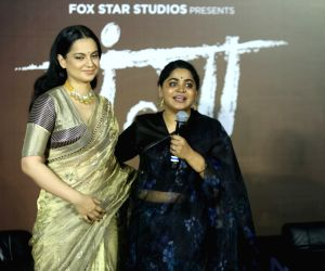 Ashwini Iyer Tiwari : Have no issues in making biopic on Kangana