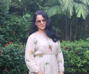 Kangana Ranaut's 1st look as Air Force pilot in 'Tejas' goes viral