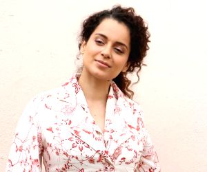 I'm attacked for taking on B'wood biggies: Kangana