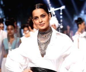 Kangana Ranaut brings LMIFW SS'20 curtains down