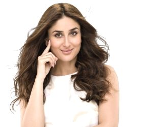 Kareena Kapoor spends a f