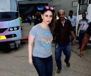 Kareena Kapoor at Mehboob Studio