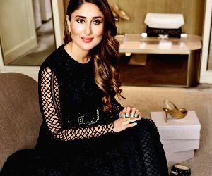 Kareena Kapoor Khan at Jimmy Choo's store