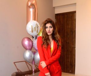 Karishma Sharma during a photoshoot