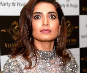 Karishma Tanna during a programme