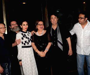 Babita Kapoor's birthday celebration