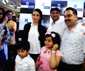 Karisma Kapoor inaugurates a Kids Wear Store